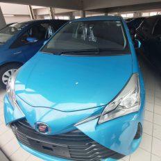 Toyota Vitz Hybrid