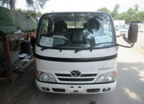 Toyota Toyoace Double Cabin
