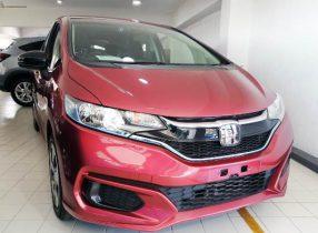 Honda Fit Hybrid (5866)