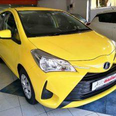 Toyota Vitz (5658)