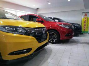 Honda Vezel Hybrid (Z Package)